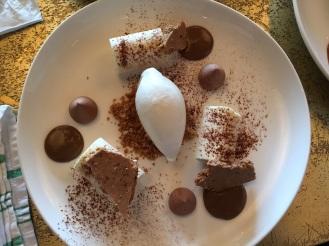 Marscarpone dessert